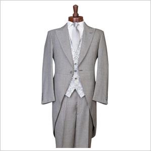 Three Piece Morning Suit