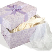 Bridal Shoe Preservation Box